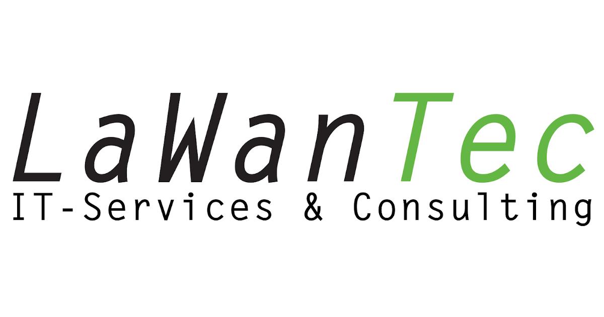 LaWanTec GmbH - Datenbank Spezialist