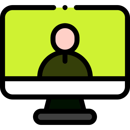 Video-Call, Gespräch, Kommunikation, Skills, Jobsuche